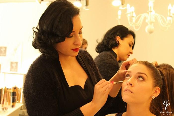 Jane Iredale en Cati Lopez Salon (10)