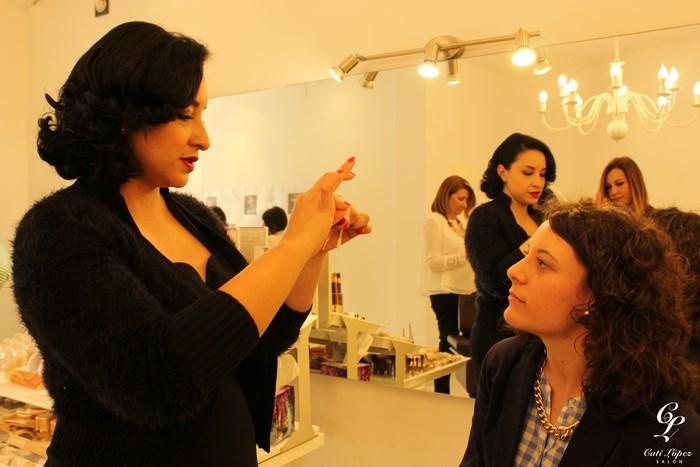 Jane Iredale en Cati Lopez Salon (12)