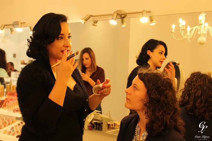 Jane Iredale en Cati Lopez Salon (13)