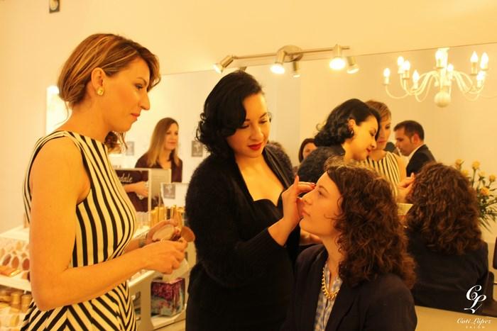 Jane Iredale en Cati Lopez Salon (14)