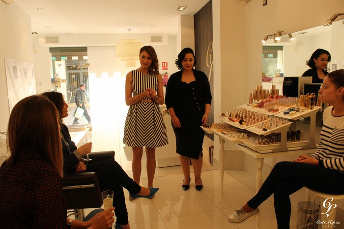 Jane Iredale en Cati Lopez Salon (8)