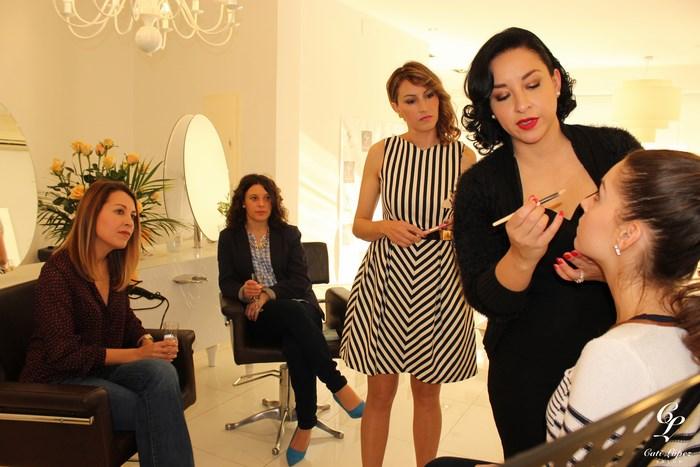 Jane Iredale en Cati Lopez Salon (9)