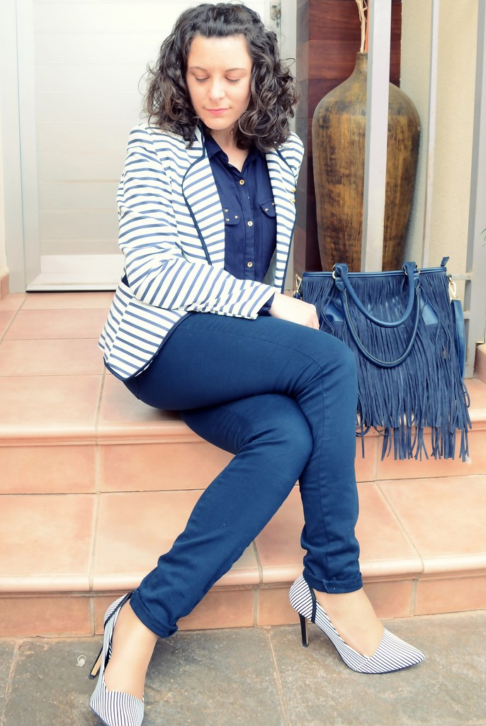 Navy and fringes (8)