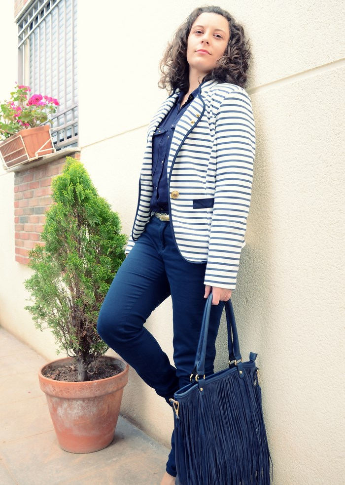 Navy and fringes (9)