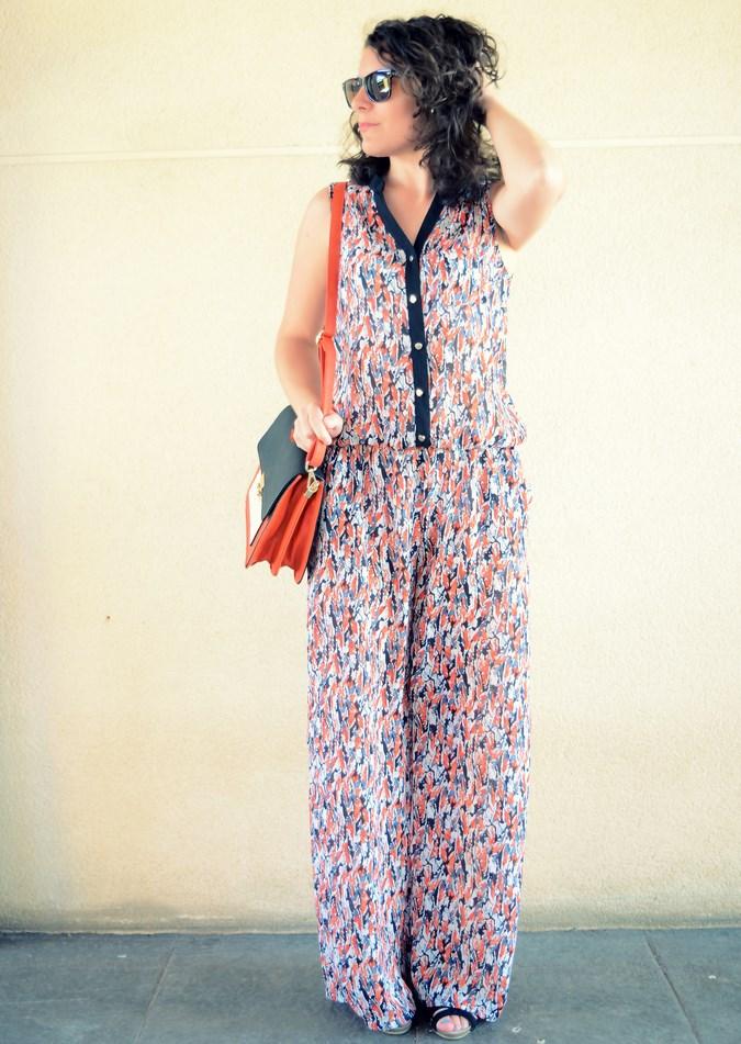 Mi Vestido Azul - Orange is the new black (2)