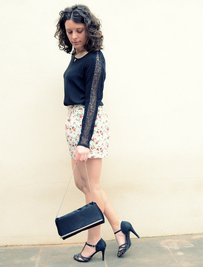 Mi Vestido Azul - Printed Soft Short (12)