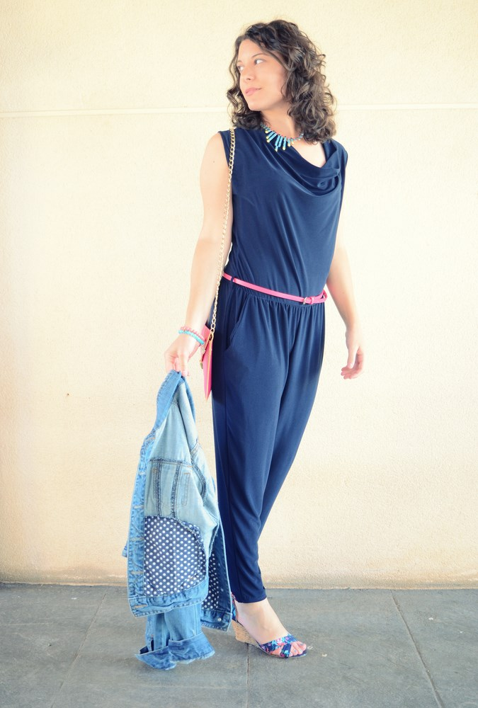 Mi vestido azul - Touch of pink (14)