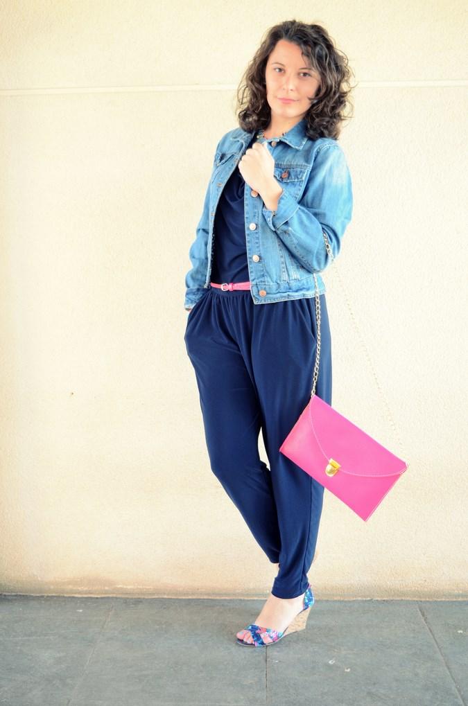 Mi vestido azul - Touch of pink (9)