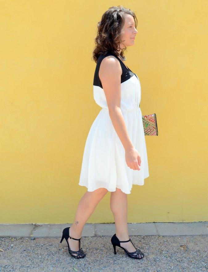 Mi vestido azul - Just black and white (12)
