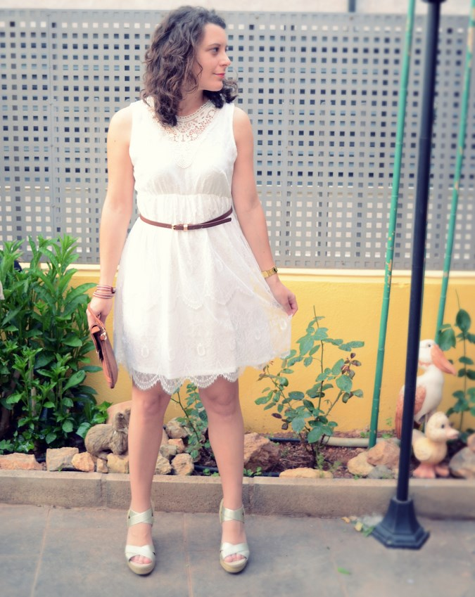 Mi vestido azul- White crochet dress (5)