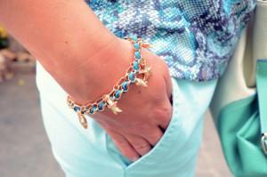 Mi vestido azul - Capri pants (3)