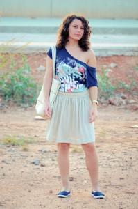 Mi vestido azul - Let the sunshine (3)