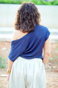 Mi vestido azul - Let the sunshine (9)