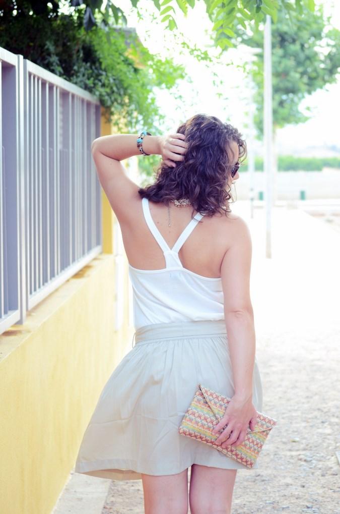 Mi vestido azul - Look Beige (15)