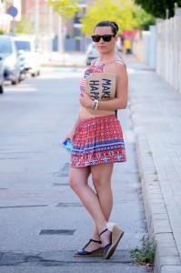 Mi vestido azul - Matchy matchy vintage (7)