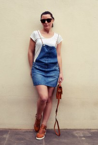 Mi vestido azul - Peto vaquero (6)
