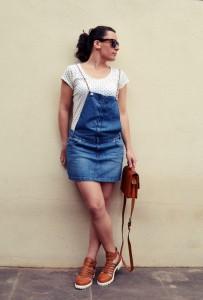 Mi vestido azul - Peto vaquero (7)