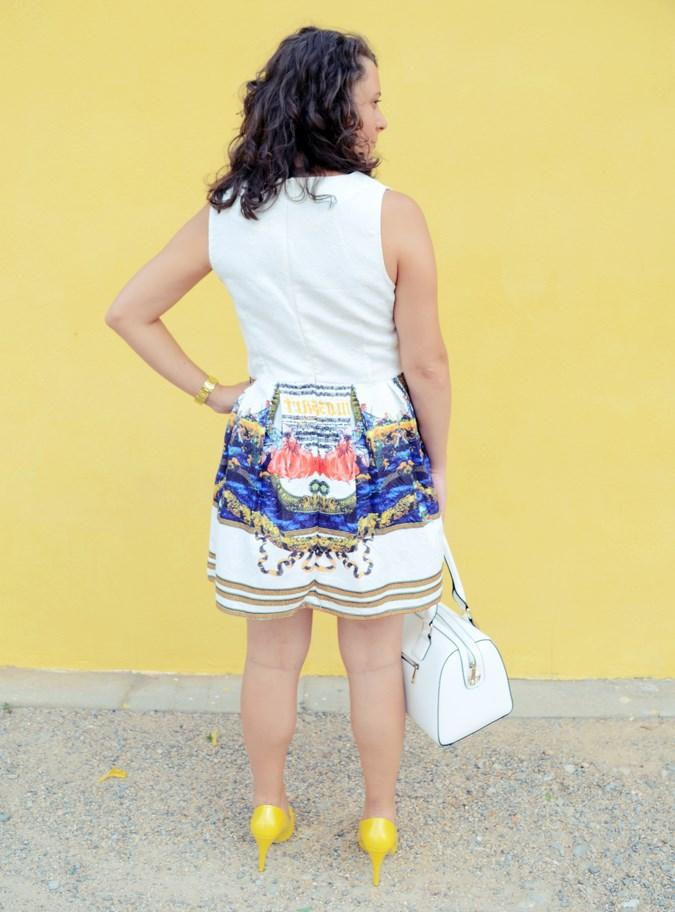 Mi vestido azul - Barroco (9)