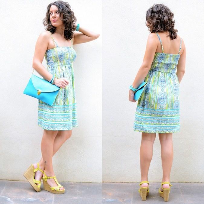 Mi vestido azul - Falda o vestido (13)