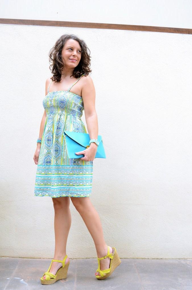 Mi vestido azul - Falda o vestido (9)