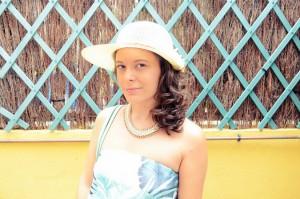 Mi vestido azul - Palms maxi dress (11)