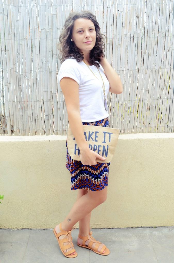 Geometric skirt (5)