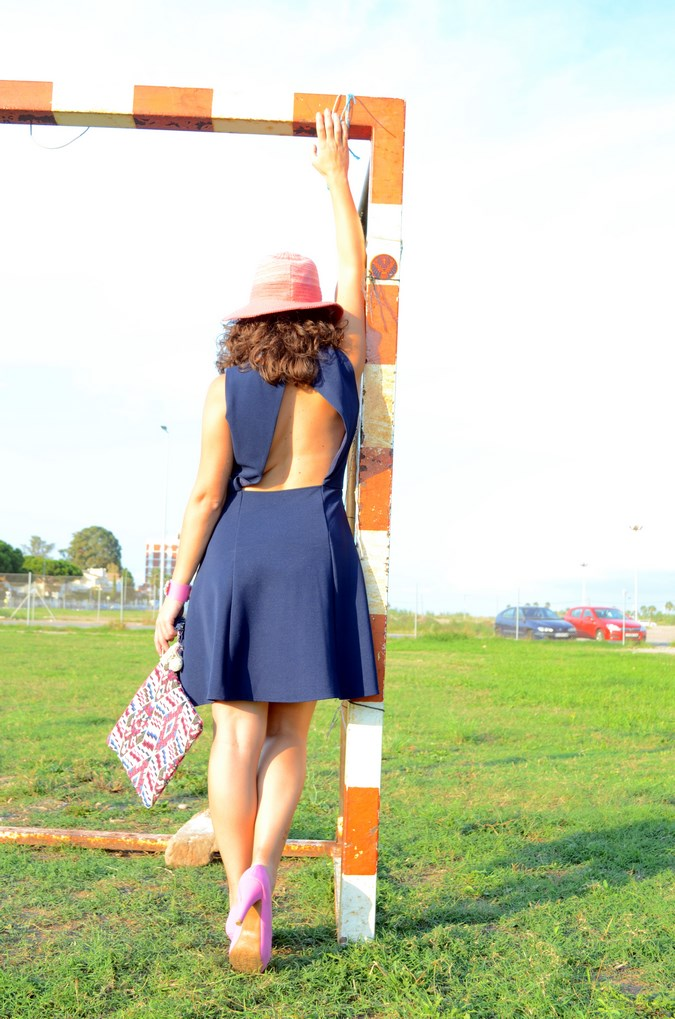 Mi vestido azul - Your hat,my hat (1)