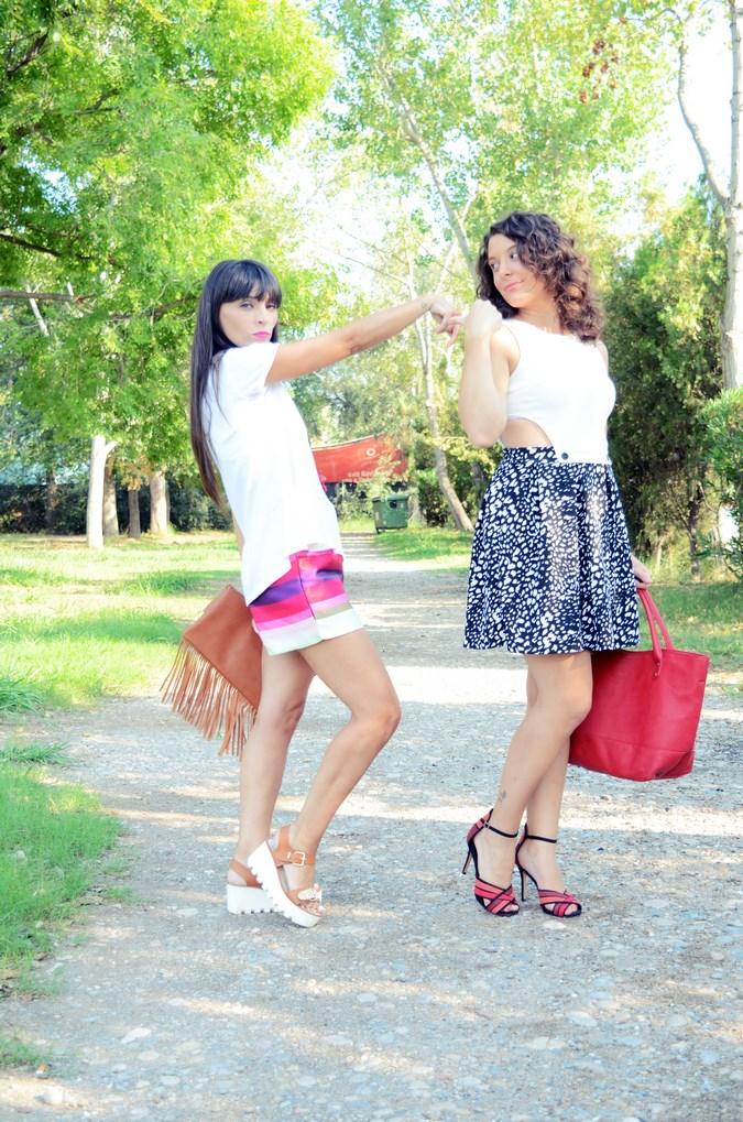 Walking girl vs working girl juntas (1)