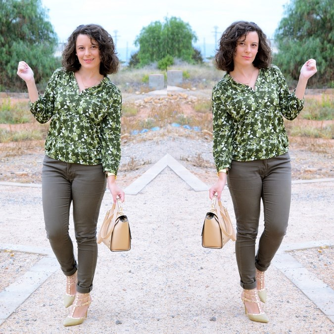 Look - Army green (1)