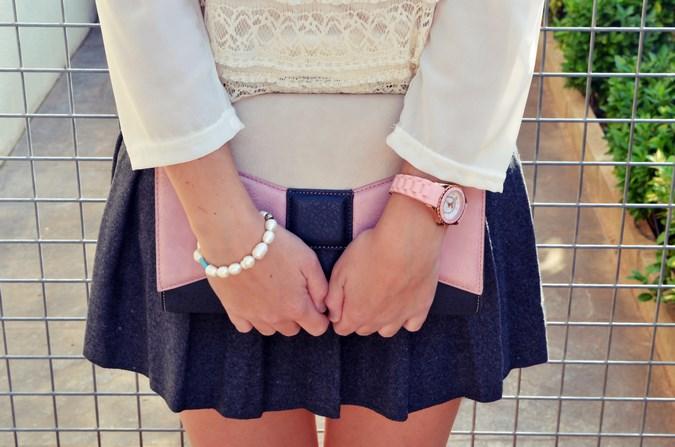 Pleated skirt (15)