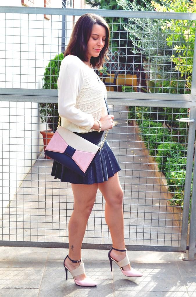 Pleated skirt (4)