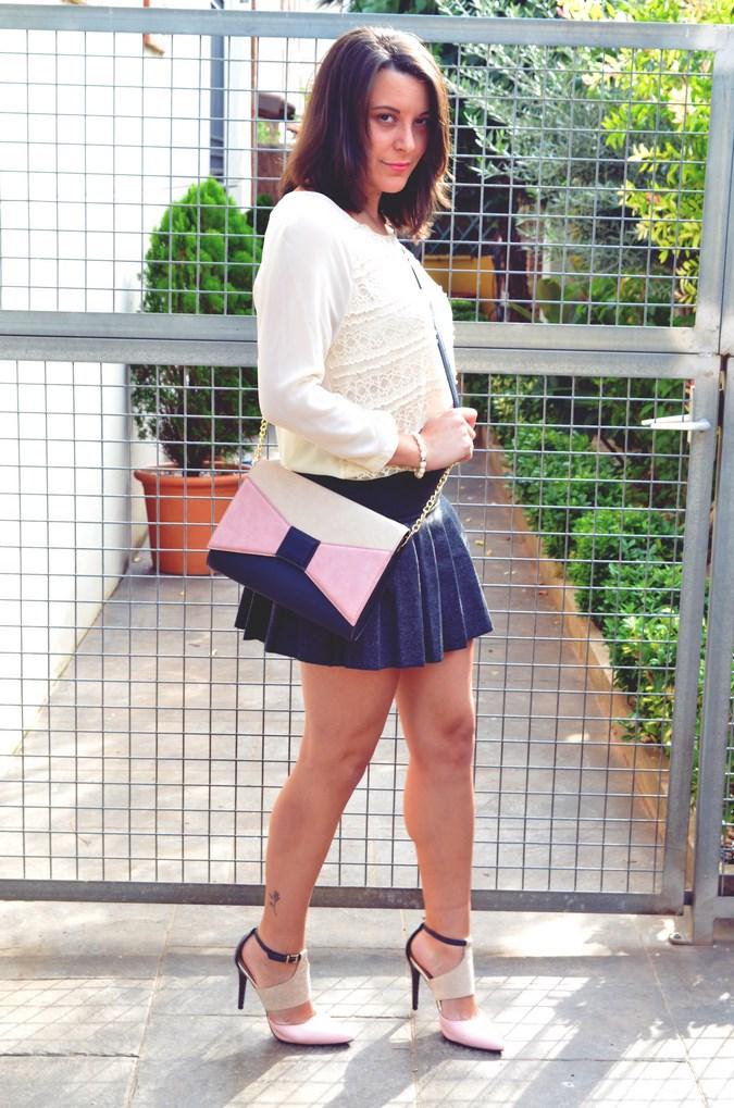 Pleated skirt (5)