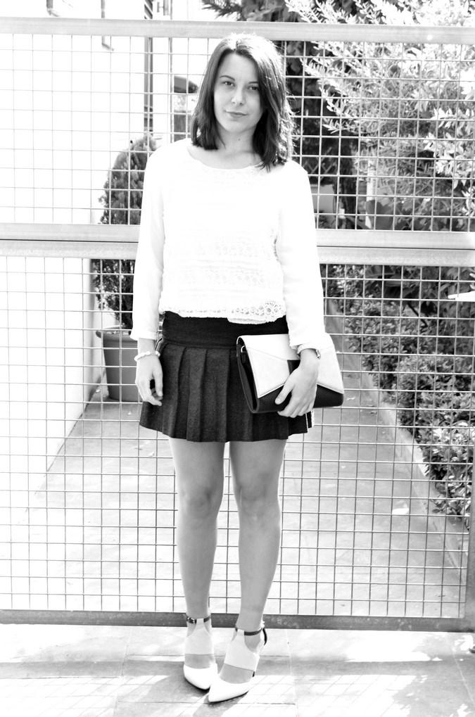 Pleated skirt (6)