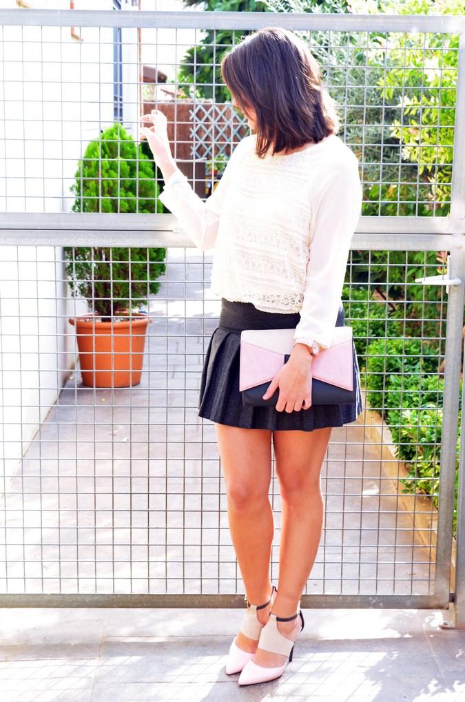 Pleated skirt (8)
