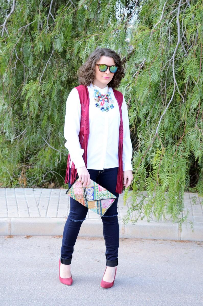 Chaleco burdeos con flecos_outfit_mivestidoazul (4)