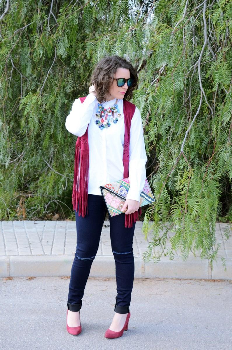 Chaleco burdeos con flecos_outfit_mivestidoazul (6)