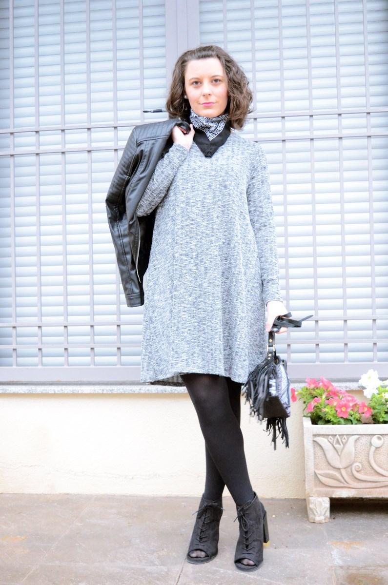 Como combinar un vestido gris_outfit_mivestidoazul (10)