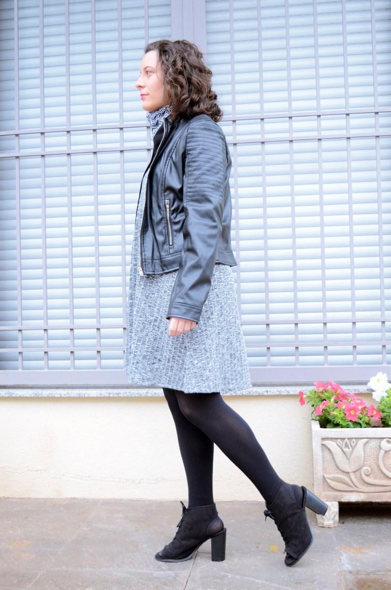 Como combinar un vestido gris_outfit_mivestidoazul (3)