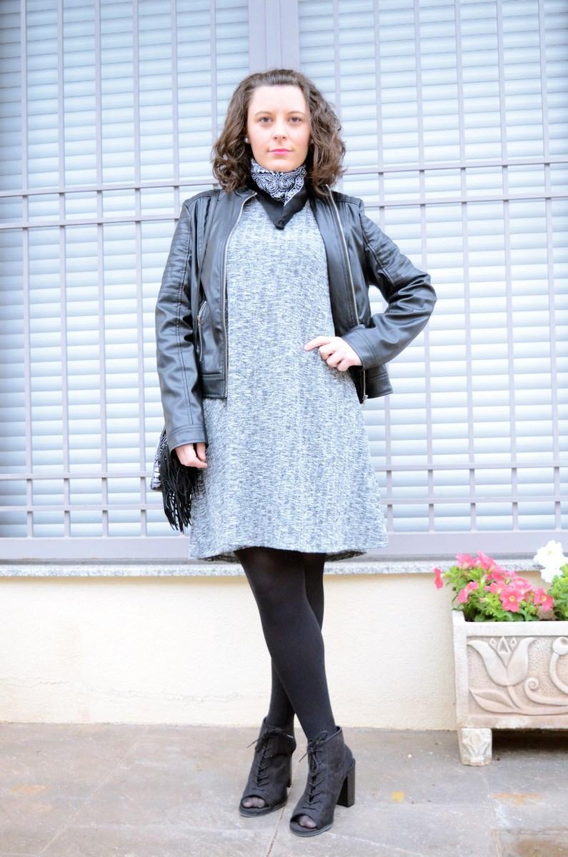 Como combinar un vestido gris_outfit_mivestidoazul (4)