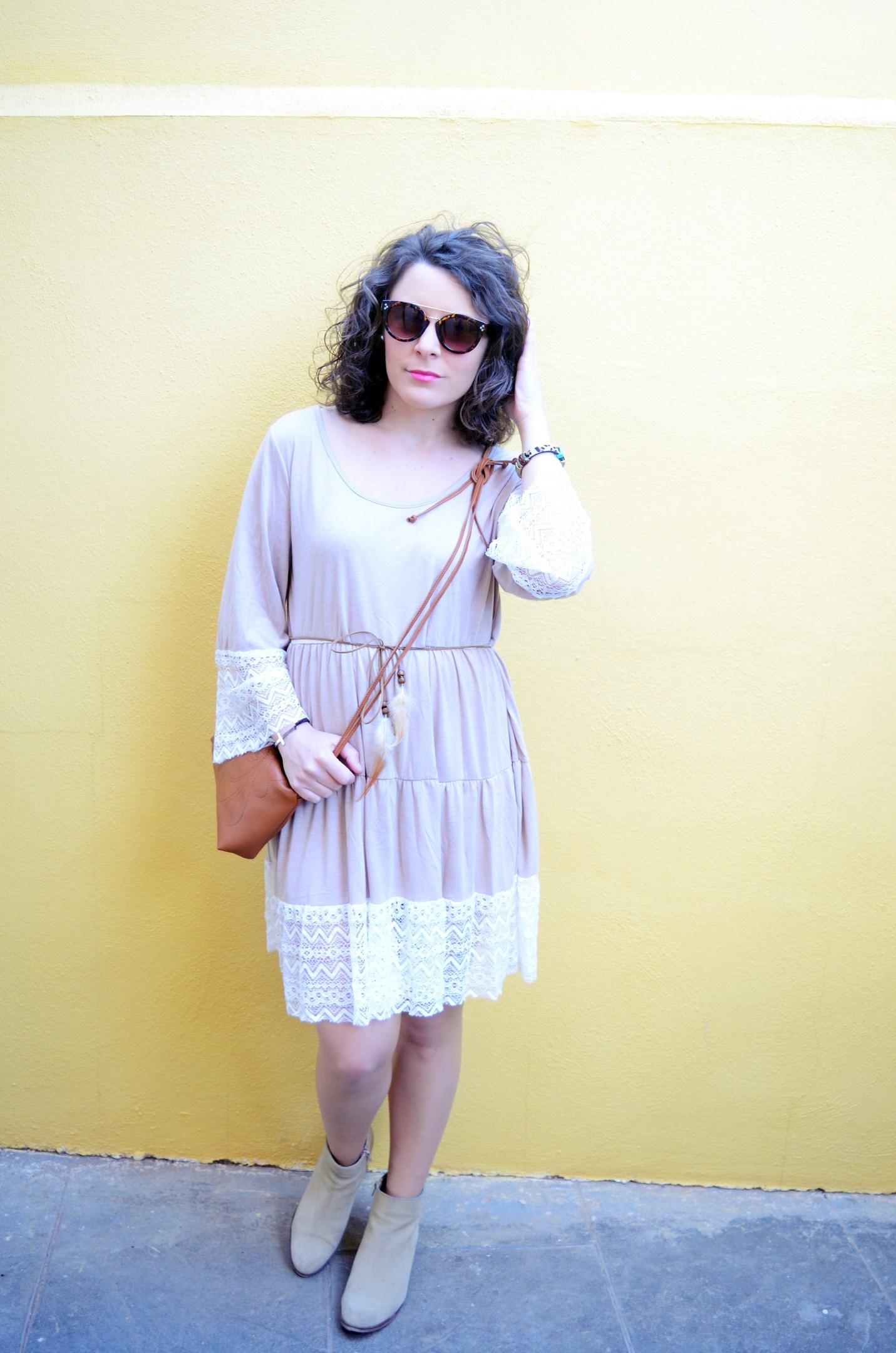 Boho style Lace dress _outfit_mivestidoazulc (2)