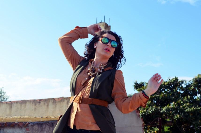 Como llevar un chaleco caqui_Outfits_mivestidoazul (25)
