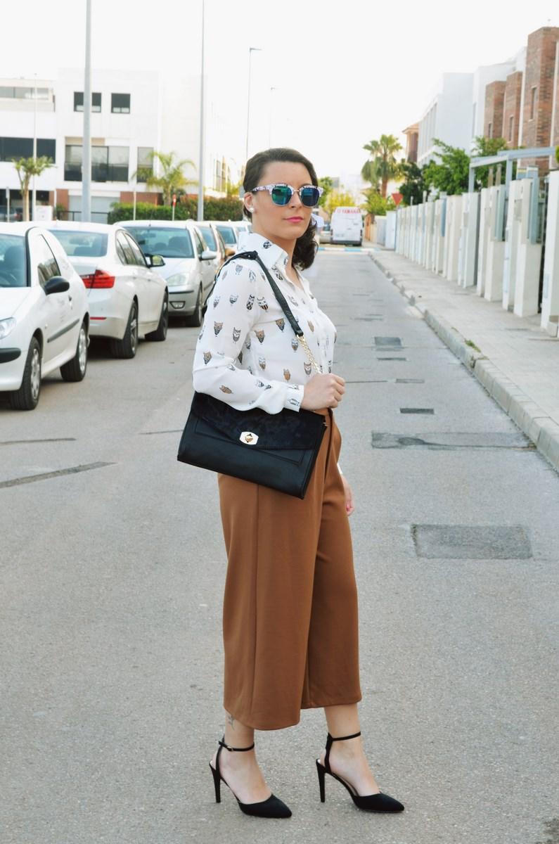 Blusa de buhos y culottes_outfit_mivestidoazul (5)