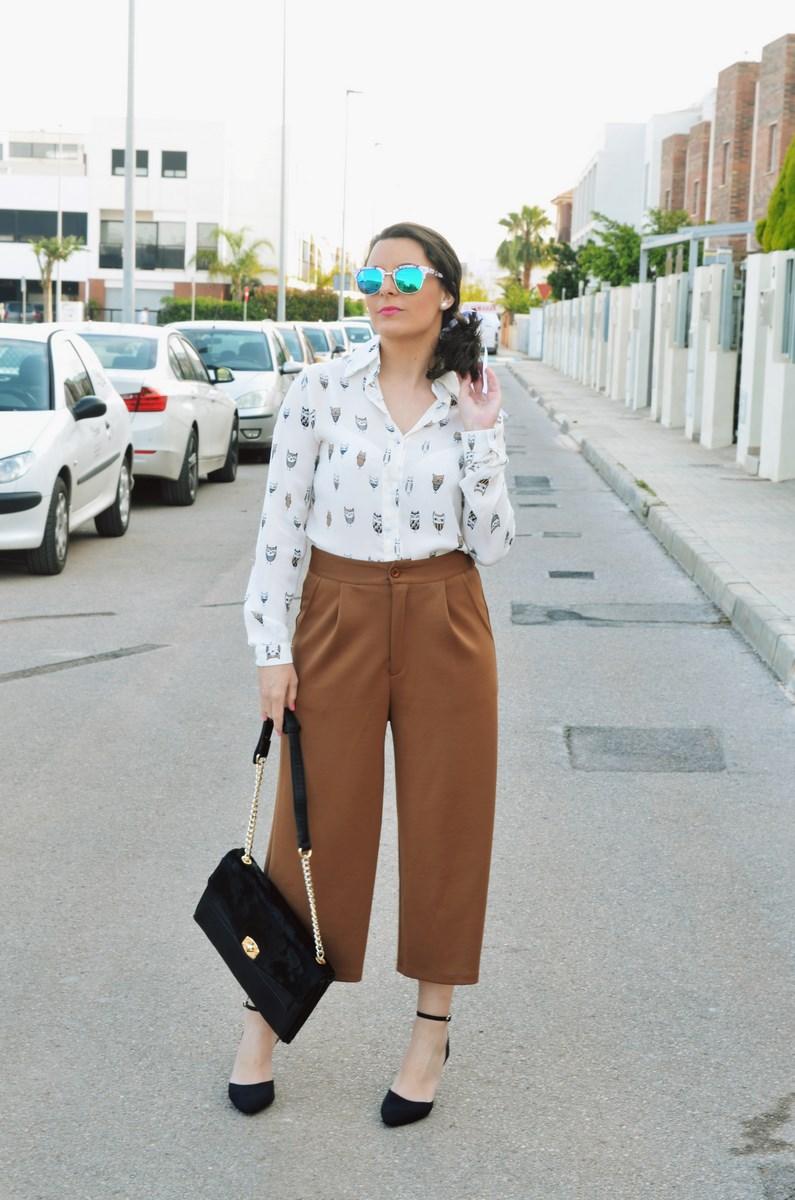 Blusa de buhos y culottes_outfit_mivestidoazul (6)
