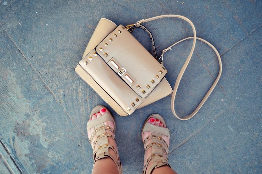Blusa larga y shorts Outfit Mi vestidoazul Fashion blogger Friendsfluencers (19)