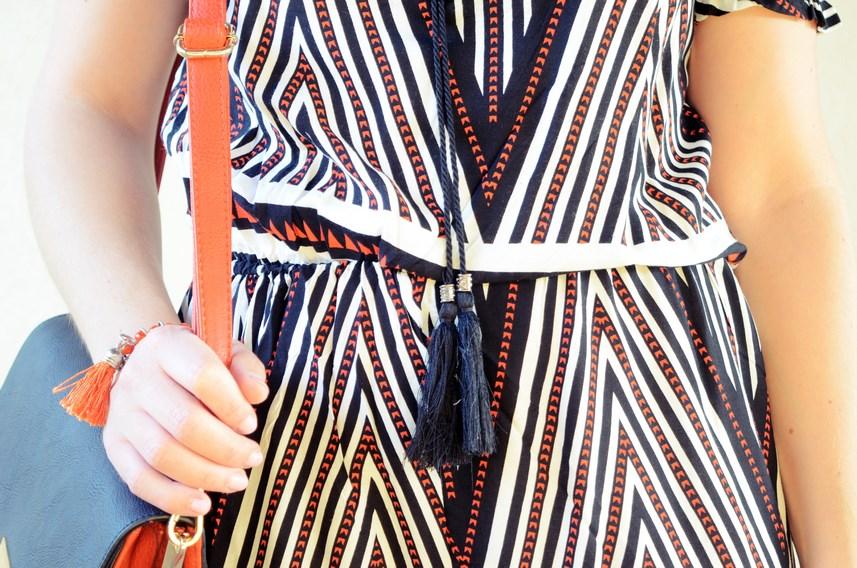 Mono corto_naranja, blanco y negro _outfit_mivestidoazul (12)