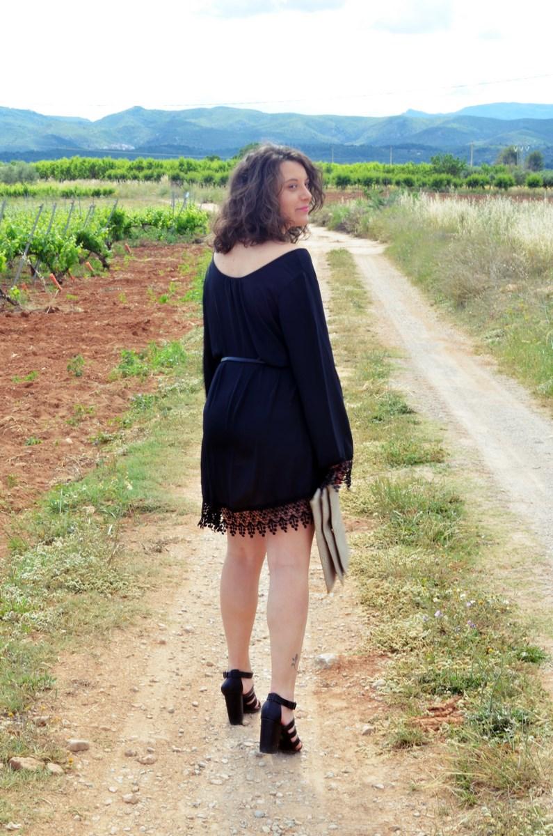 Vestido negro con crochet_outfit_look_mivestidoazul (7)