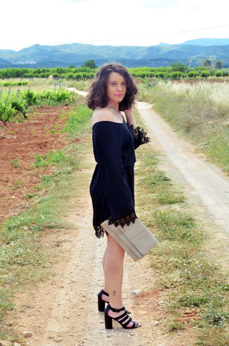 Vestido negro con crochet_outfit_look_mivestidoazul (8)