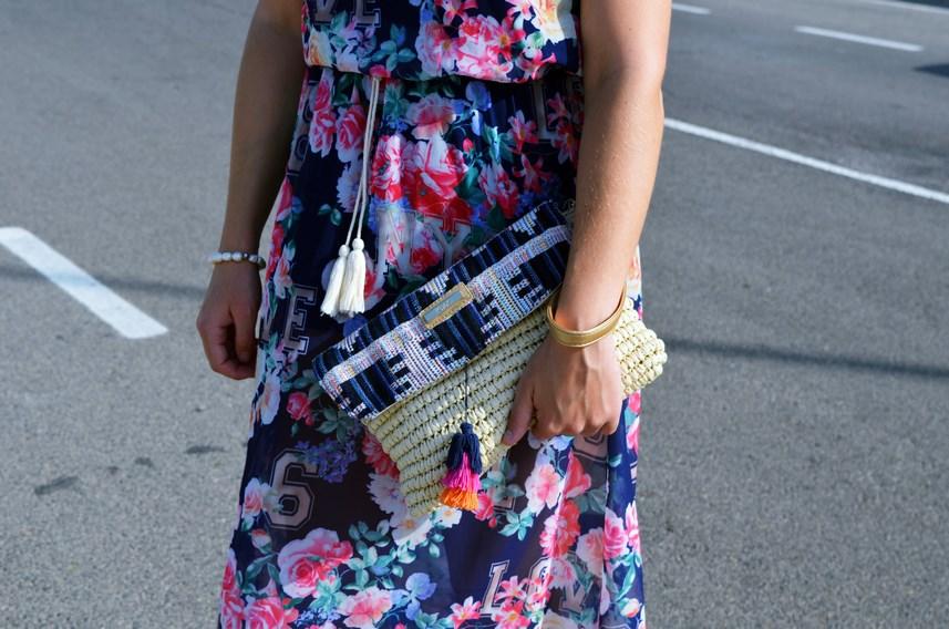 Maxi vestido de flores y clutch de Kbas_look_mivestidoazul (11)