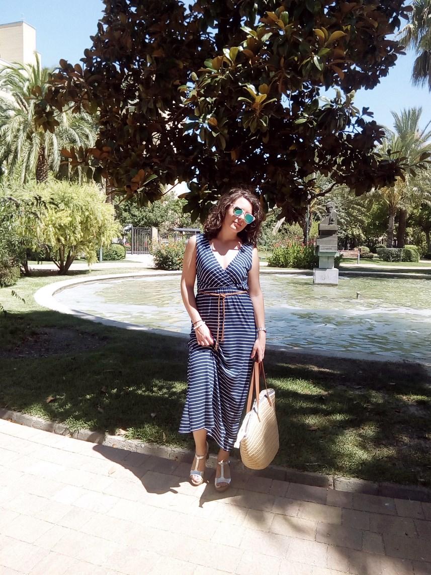 Maxi vestido de rayas_look_mivestidoazul (9)