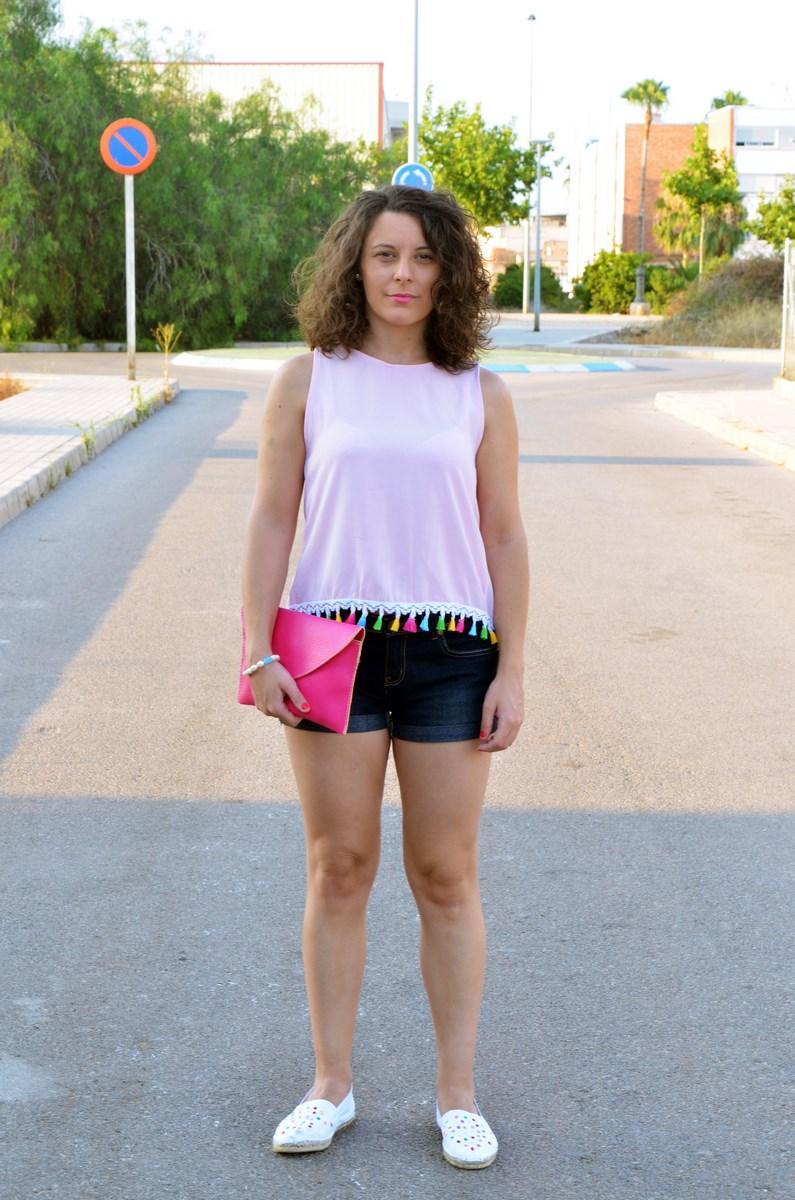 Pompones_Lentejuelas_colores_look_streetstyle_fashionblogger_mivestidoazul (1)